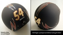 pinstriped-goldleafed-helmet